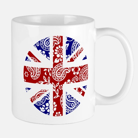 Paisley Jack Mug