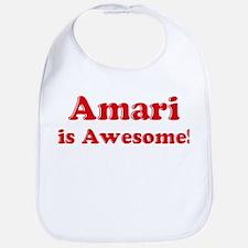 Amari is Awesome Bib