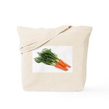 F & V - Carrot Design Tote Bag