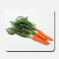 F & V - Carrot Design Mousepad