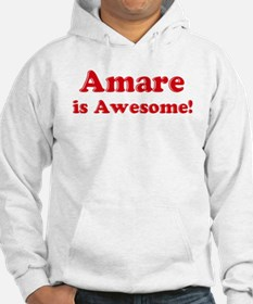 Amare is Awesome Hoodie