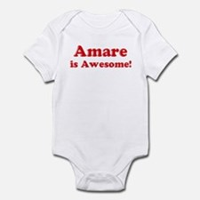 Amare is Awesome Infant Bodysuit