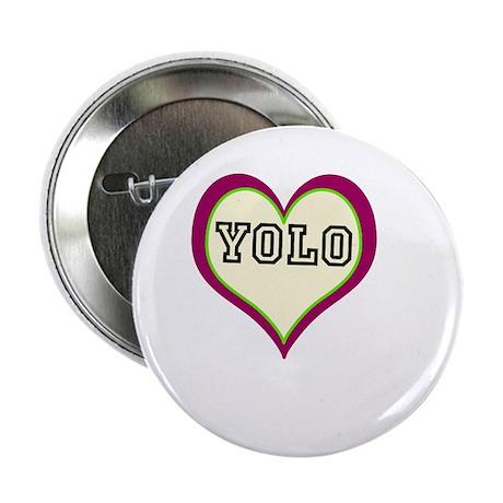 "cute yolo 2.25"" Button (100 pack)"