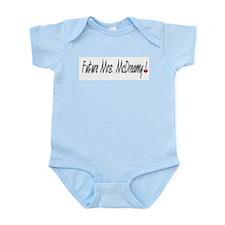 Future Mrs. McDreamy Infant Bodysuit