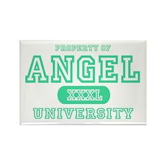 Angel University T-Shirts Rectangle Magnet (10 pac
