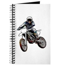 Playing in the dirt with a motorbike Journal