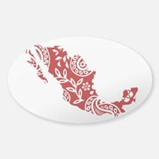 Red Decal