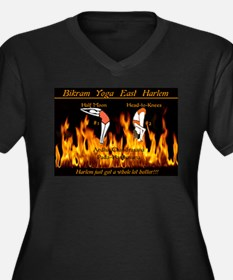 BYEH On Fire Tshirts Plus Size T-Shirt