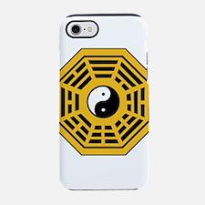 Yin Yang Bagua iPhone 7 Tough Case
