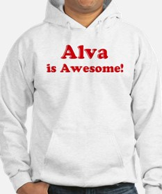 Alva is Awesome Hoodie