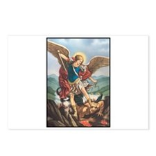 St. Michael the Archangel Postcards (Package of 8)