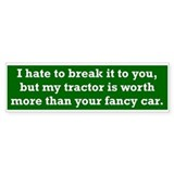 Farming Bumper Stickers