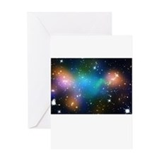 mergingclusters.png Greeting Card