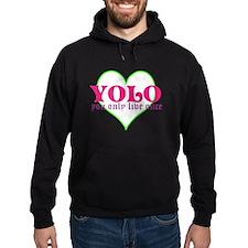 Cute yolo Hoodie