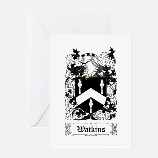 Watkins Greeting Card