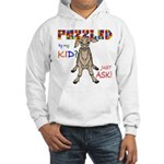 Puzzled? Just Ask! Hooded Sweatshirt