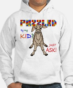 Puzzled? Just Ask! Hoodie