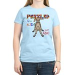 Puzzled? Just Ask! Women's Light T-Shirt