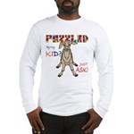 Puzzled? Just Ask! Long Sleeve T-Shirt