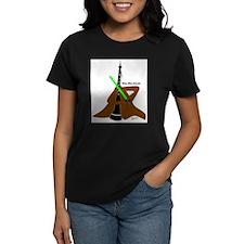 Oboe-Wan Kenobi Ash Grey T-Shirt