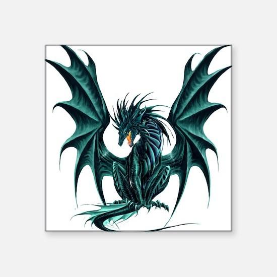 Ruth Thompson's Jade Dragon Sticker