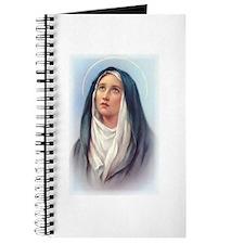 Virgin Mary - Queen of Sorrow Journal