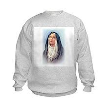 Virgin Mary - Queen of Sorrow Sweatshirt