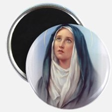 Virgin Mary - Queen of Sorrow Magnet