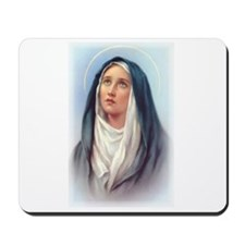 Virgin Mary - Queen of Sorrow Mousepad