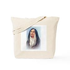 Virgin Mary - Queen of Sorrow Tote Bag
