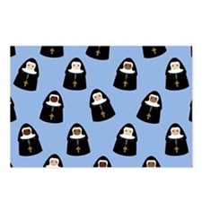 Cute Nuns Postcards (Package of 8)