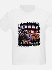 United We Stand Image Kids T-Shirt