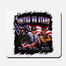 United We Stand Image Mousepad
