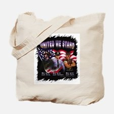 United We Stand Image Tote Bag