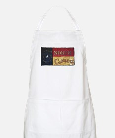 NC Flag Faded Apron