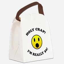 Holy Crap I'm 50! Canvas Lunch Bag