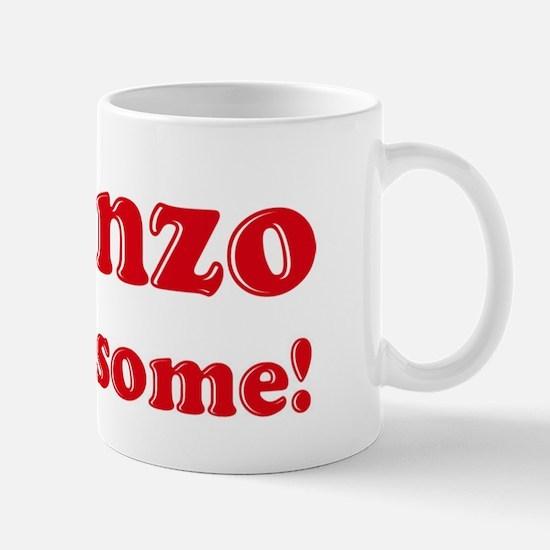 Alfonzo is Awesome Mug