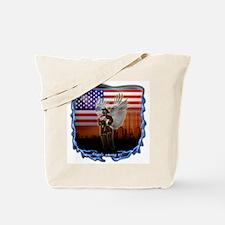 """""""Angels Among Us"""" Image Tote Bag"""