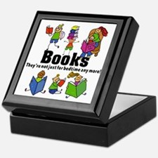 Books Bedtime Keepsake Box