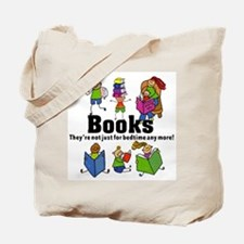 Books Bedtime Tote Bag