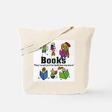Books Bedtime Tote Bag