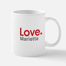 Love Marietta Mug