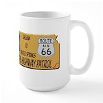 Kansas Highway Patrol Route 66 Mug