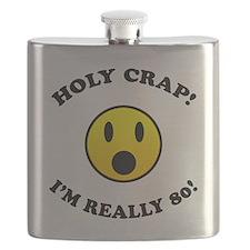 Holy Crap I'm 80! Flask