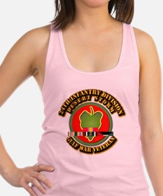 Army - DS - 24th INF Div Racerback Tank Top
