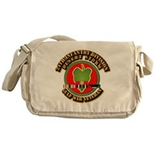Army - DS - 24th INF Div Messenger Bag