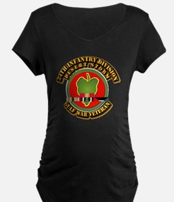 Army - DS - 24th INF Div T-Shirt