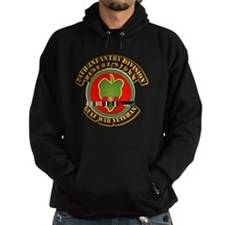 Army - DS - 24th INF Div Hoodie