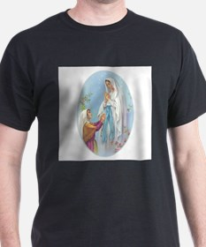 Virgin Mary - Lourdes T-Shirt