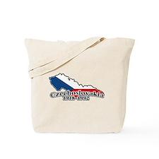 Czechoslovakia Logo (1918-1992) Tote Bag